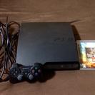 PS3  CECH-3000A/160G チャコール・ブラック
