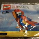 未開封 LEGO レゴ オウム