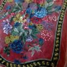 西川のシングル毛布
