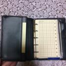 ミニ5穴の手帳