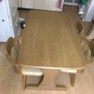 ♡取引中♡【大処分‼︎早い者勝ち】リビングテーブルセット