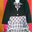 hiromichi  nakano 女児スーツ120