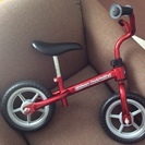(取引中)バランスバイク Chiccoキッコ Red Bullet