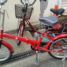 自転車売ります。