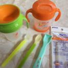 離乳食スプーン&マグセット