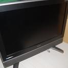 シャープ SHARP 32型液晶テレビ LC-32GH1 通電確認...