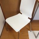 IKEA/椅子 1脚(ホワイト)