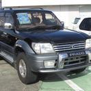 トヨタ ランドクルーザープラド  TX Ltd 4WD ETC/フ...