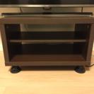 ニトリ購入 テレビボード ダークブラウン