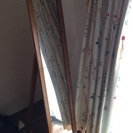 木製 鏡(姿見)150センチ×32...