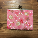 和柄のお財布