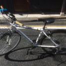 値引。変速付き自転車(2月中旬以降手渡し)