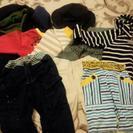 男の子用の洋服(80~90センチ)