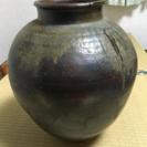 早い者勝ち!丹波焼 4こセット壺 花瓶  アンティーク  レトロ骨董