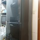 三菱冷蔵庫(370L・3ドア)