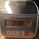 TOSHIBA 3合 炊飯器