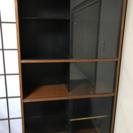 書棚、差し上げます。