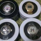 【値下げ】ディズニー腕時計4個セット☆新品未使用