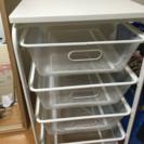 IKEA 収納ラック 4段(キャンセルのため再出品)
