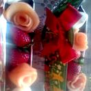 大人気★バレンタイン★冬限定、リンゴベルギーチョコケーキ!大切なあなたへ