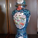飾壺 高さ約115cm