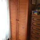【お取引中】【無料】開戸の収納棚