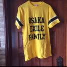 EXILEライブTシャツ レア