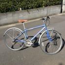 【お引取り感謝】鹿児島発・引取りのみ・700c・クロスバイク・中古