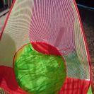 組み立てテント ハウス ボール遊び用 ボールテント ボールプール