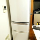【極美品】 3ドア冷蔵庫 2014年 MITSUBISHI 335...