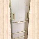SHARP SJ-WH38D-H 2002年製 375L 冷蔵庫