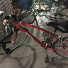 TRAILERのクロスバイク ロードバイク