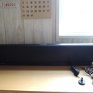 ヤマハ サウンドプロジェクター YSP-1000