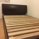 フランスベッド セミダブル フレーム