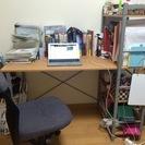★〜システムデスク・椅子付き〜★ ニトリ 美品