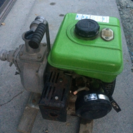 イセキカワサキ IKSエンジンポンプ 型式PE40EC 口径40m...
