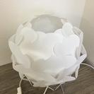 間接照明(IKEAで購入)
