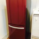 ❤︎さらに値下げ❗️ハイアール 138L 2ドア冷蔵庫 ルビーレッ...