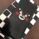 ギルドデザイン iPhone6.6sPlus用 くまモンカバー