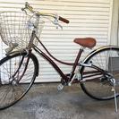 ブリヂストン LOCOCO  ロココ シティ自転車 27in 中古品