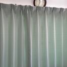 カーテン 100×140cm2枚組