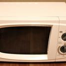 800W電子レンジ コーナン製KMB22-0395D