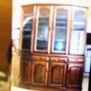 大型キャビネット 食器棚