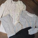 【まとめ売り】マタニティ用の部屋着・授乳用パジャマ