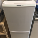 【Panasonic】冷凍冷蔵庫★1月30日引取りで半額!
