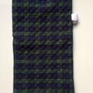 防災頭巾兼座布団 神戸市立幼稚園入園準備品サイズ  ブラッウォッチ柄