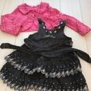 女児【サイズ100㎝】人気ブランド(メゾピアノ)衣類