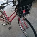 【値下げ】National自転車軽...