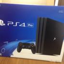 【新品未開封】PlayStation®4 Pro ジェット・ブラッ...