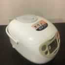 炊飯器 象印 NS-WF10 5.5合